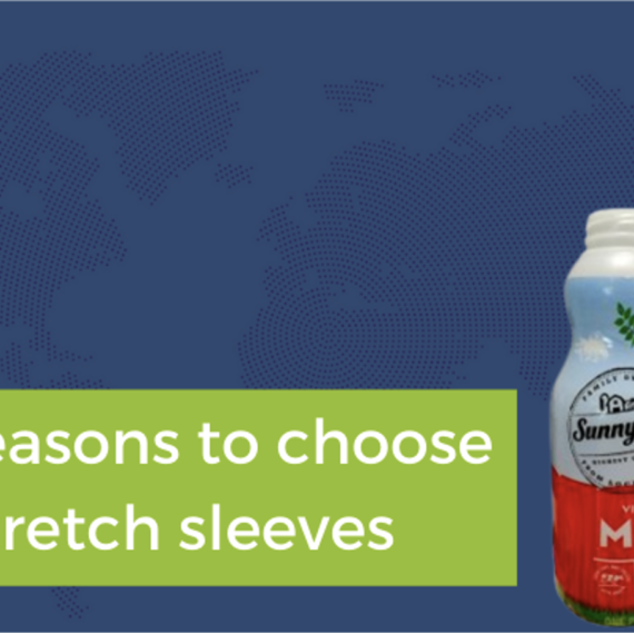 Choose stretch sleeves