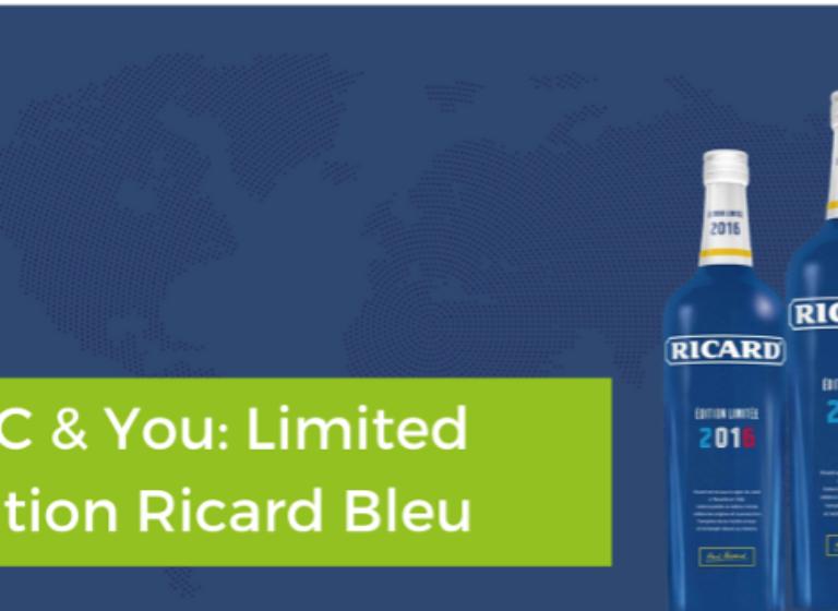Ricard bleu