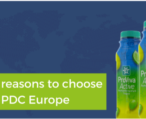 reasons to choose PDC Europe