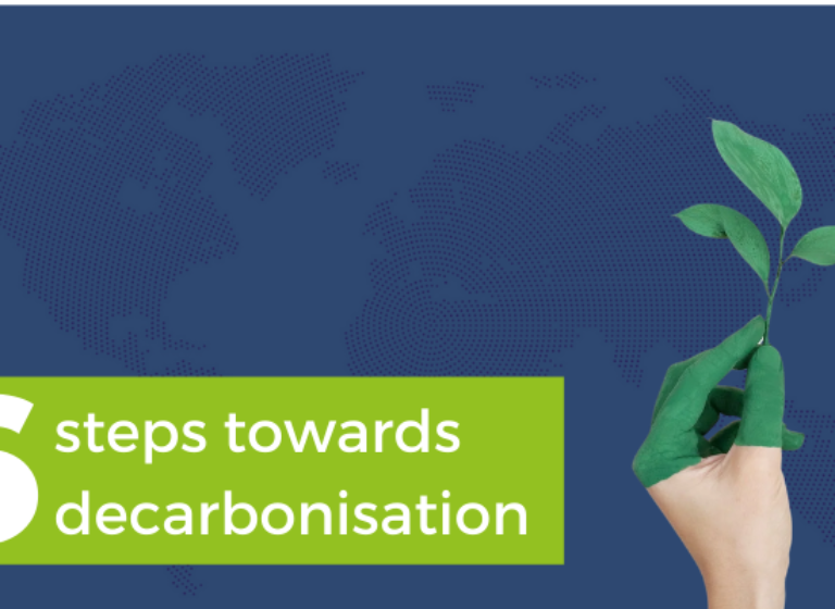 Steps towards decarbonisation
