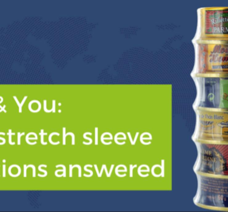 Stretch sleeve